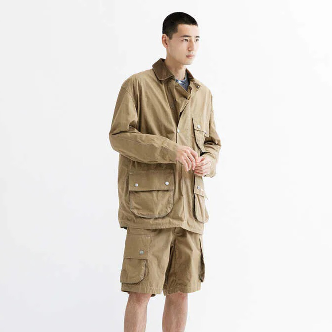 AND WANDER x BARBOUR